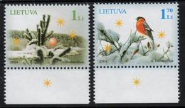 Lithuania. Lituania. Litauen. 2004. Holy Christmas And New Year. MNH**