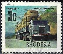Rhodesia 1973 - Truck ( Mi 126 - YT 220 )