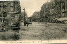 PARIS(INONDATION) - Inondations