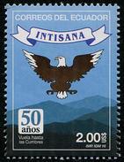 Ecuador (2016) - Set -  /  Intisana School - Ecole - Aigle - Eagle - Aguila - Arends & Roofvogels