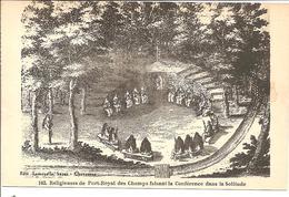 N°1808 - Magny-les-Hameaux - Abbaye De Port-Royal - Religieuses De Port-Royal Des Champs Faisant La Conférence - Magny-les-Hameaux