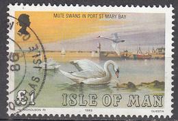 ISLE OF MAN     SCOTT NO. 239      USED       YEAR  1983 - Isola Di Man