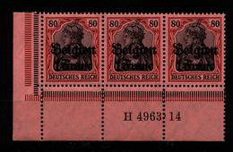 Belgien,7,HAN 4963.14,xx,UR Angetrennt - Besetzungen 1914-18
