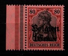 Belgien,7,links Dgz,xx - Besetzungen 1914-18