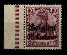 Belgien,6a,links Dgz,xx - Besetzungen 1914-18