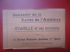 Aywaille : Carnet De 9 Cartes (A8)