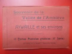 Aywaille : Carnet De 7 Cartes (A9)