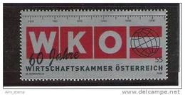 2006 AUSTRIA Mi. 2602 ** MNH    60 Jahre WKO
