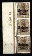 Belgien,11aI,4562.16,xx - Besetzungen 1914-18