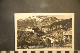 CP, 05, CHATEAU-QUEYRAS Et Aiglle Du Ratier - Frankrijk