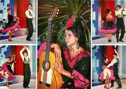 CPSM Folklore Andaluz-Danzas    L2334