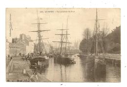 (29-Finistère )   QUIMPER  (Bretagne)   Vue Générale Du Port