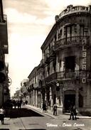 Vittoria - Corso Cavour - Viaggiata - 10x15 Cm. (Vedi 2 Foto)