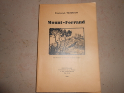 Mount-Ferrand - Eimound Teissier - 1936 - - Languedoc-Roussillon