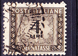 Italien Italy Italie - Portomarke  (MiNr: 77) 1947 - Gest Used Obl - Postage Due