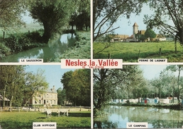95  Val D'Oise  :  Nesle- La Vallée  Multi Vues Réf 2715 - Nesles-la-Vallée