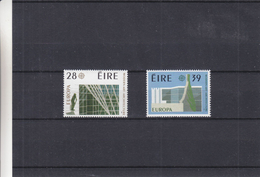 Irlande - Europa 1987 - Architecture - Yvert 626 / 27 ** - MNH - Valeur 18 Euros - Europa-CEPT