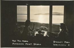 CARTE   PHOTO    STANLEY    PARK     VANCOUVER - Vancouver