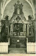 Le Luart ; L'église ,le Choeur - France