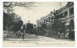 DC 389 - Suez - Office Of Suez-Canal Company. - LL 3 - Suez
