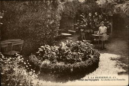 44 - LA BERNERIE-EN-RETZ - Hotel Des Voyageurs - La Bernerie-en-Retz