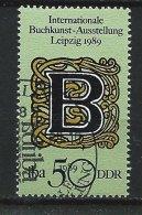 DDR-RDA - N°  2855 - Exposition Internationale Sur L'Art Du Livre - O
