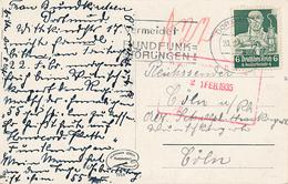 DORTMUND - 1934 , Berufstände - AK Markt - Deutschland