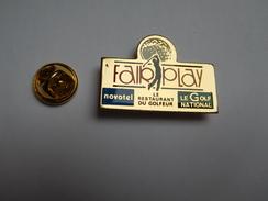 Beau Pin's , Golf , Fair Play , Novotel , Le Golf National - Golf