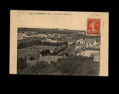44 - LA BERNERIE-EN-RETZ - Vue Générale - Gare - La Bernerie-en-Retz