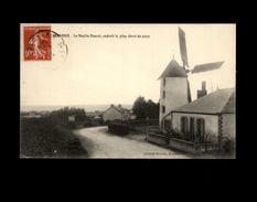 44 - LA BERNERIE-EN-RETZ - Moulin à Eau - La Bernerie-en-Retz
