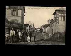 44 - LA BERNERIE-EN-RETZ - Rue De La Mer - La Bernerie-en-Retz