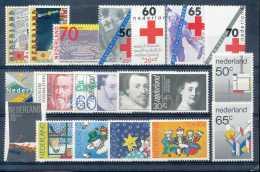 Pays-Bas 1983, Année Complète, SC, */mh, C:21e