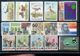 Pays-Bas 1984, Année Complète, SC, */mh, C:19e