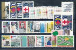 Pays-Bas 1987, Année Complète, SC, */mh, C:31e