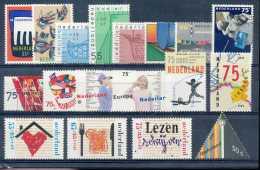 Pays-Bas 1989, Année Complète, SC, */mh, C:19e