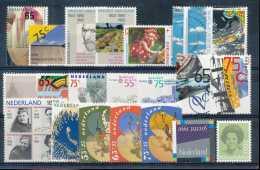 Pays-Bas 1990, Année Complète, SC, */mh, C:33e