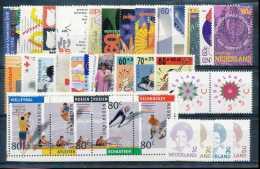 Pays-Bas 1992, Année Complète, SC, */mh, C:50e
