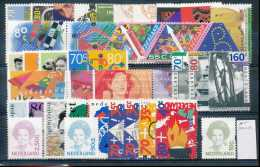 Pays-Bas 1993, Année Complète (-1437), SC, */mh, C:61e