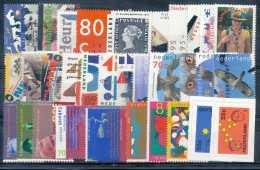 Pays-Bas 1995, Année Complète, SC, */mh, C: 46,50e
