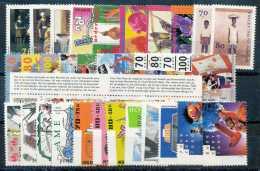 Pays-Bas 1996, Année Complète (-1563/66), SC, */mh, C:+53e