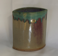 Japanese Ceramic Vase - Ceramics & Pottery