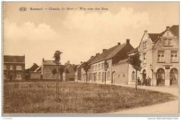 KEMMEL / CHEMIN DU MONT - WEG NAAR DEN BERG - Heuvelland