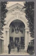 Exposition Nationale D'AUXERRE  . Exposition Des Beaux - Arts . - Auxerre