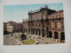 TORINO - Piazza Accademia Albertina - Palazzo Carignano - 1964 - Palazzo Carignano