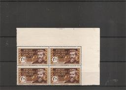 AEF ( 120 XXX -MNH- En Bloc De 4  Coin De Feuille) - A.E.F. (1936-1958)