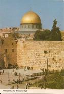 ISRAEL JERUSALEM - LE MUR Des LAMENTATIONS En 1978 - Israel