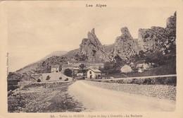 05-    Vallée De BUECH - Ligne De Gap à Grenoble LA ROCHETTE - France