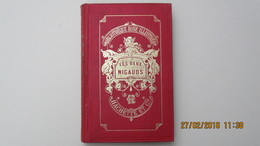 BIBLIOTHEQUE ROSE ILLUSTREE / LA COMTESSE DE SEGUR / LES DEUX NIGAUDS / HACHETTE 1880 - Bibliothèque Rose