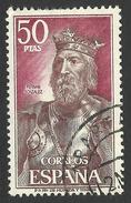 Spain, 50 P. 1972, Sc # 1700, Mi # 1968, Used. - 1971-80 Oblitérés