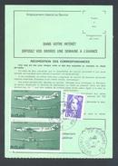 FINISTERE 29  BOHARS GA ORDRE DE REEXPEDITION - Marcophilie (Lettres)